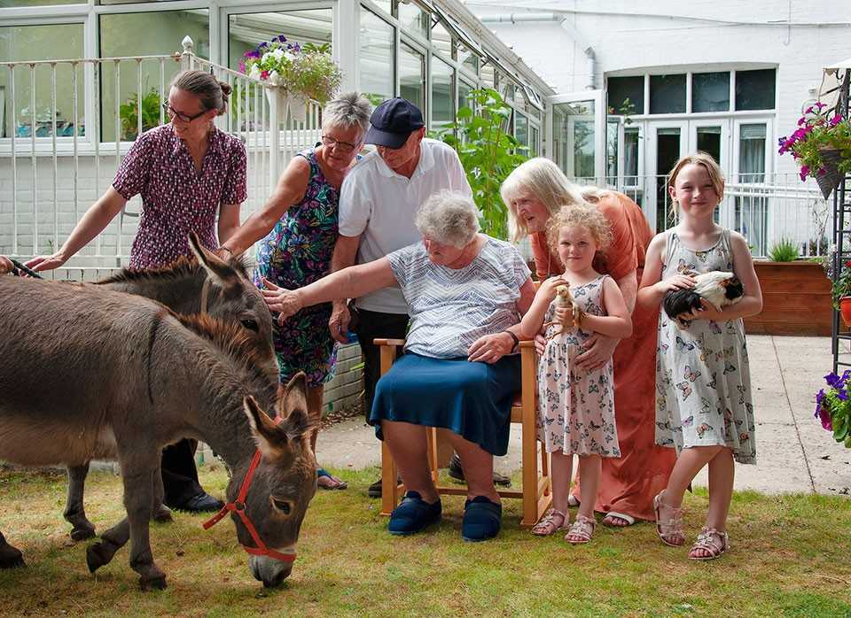 Mill Cottage Farm Comes to Westacre