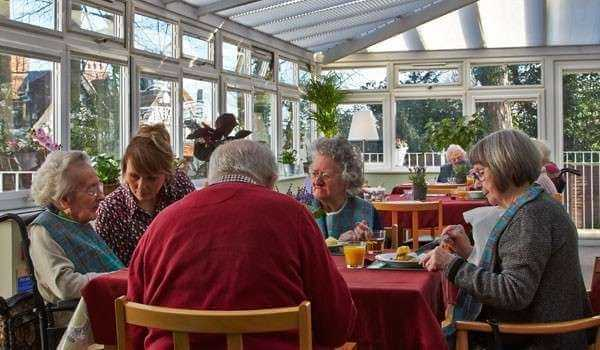 A Winchester Nursing Home dedicated to caring for people with dementia